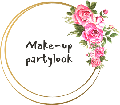 Make-up partylook