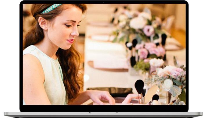 Digitale workshops bij de Bruidsstyliste